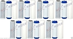 Whole House Pre-Reverse Osmosis RO 21 Replacement Water Filters Sediment CTO GAC