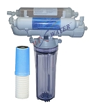 Build your own hydroponics OR Aquarium RO DI, reverse osmosis system