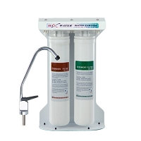Two stage Countertop quick change under sink water purifier
