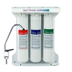 Three stage Countertop quick change under sink water purifier