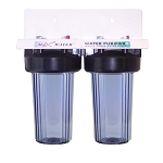 Two Stage all clear whole house water filter 10