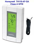 Warm surfaces 120-240 voltage programmable thermostat