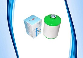 aquaspirit shower water filter cartridge. Black Bedroom Furniture Sets. Home Design Ideas