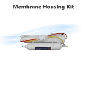 Reverse osmosis complete membrane filter housing Kit