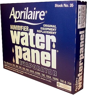 Aprilaire water panel # 35