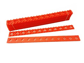 10 ft long Cable Guide for Electric Radiant Floor Heating