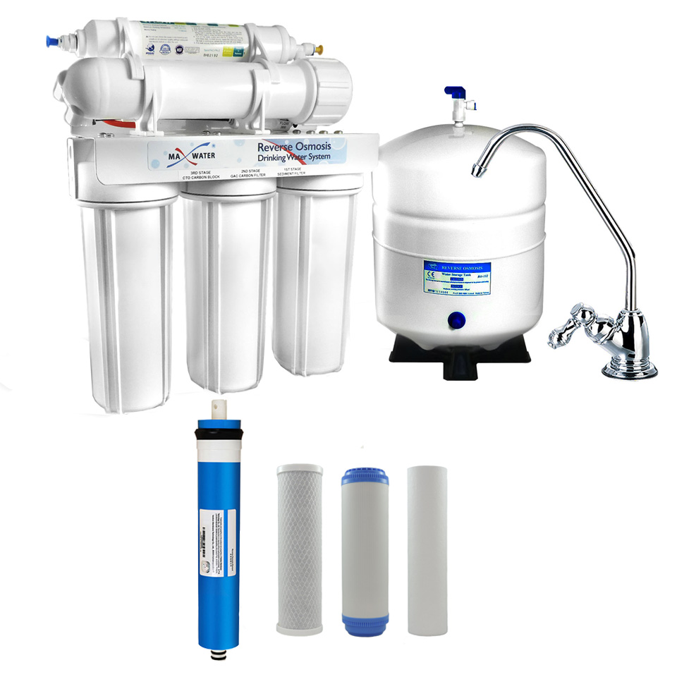 Image Result For Whole House Reverse Osmosis Water Filter