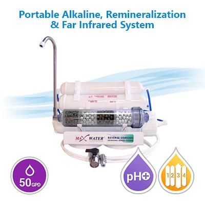 7 Stage Portable Alkaline Remineralization Far Infrared