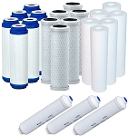 5 Stage RO Reverse Osmosis Replacement 21 Water Filters, 3 - 4 years supply