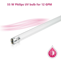 55 W Philips UV bulb for 12 GPM  P# 105045