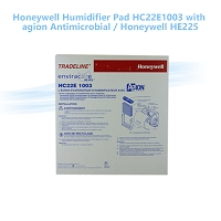 Honeywell Humidifier Pad HC22E1003 with agion Antimicrobial / Honeywell HE225