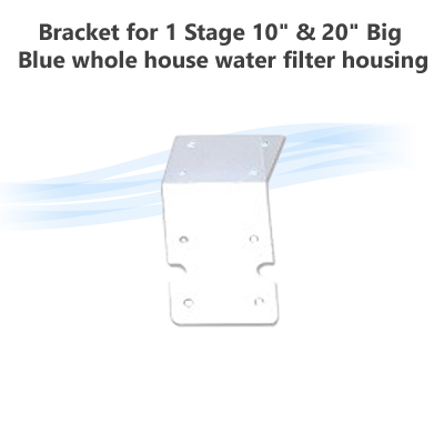 Bracket For 1 Stage 10 Quot Amp 20 Quot Big Blue Whole House Water