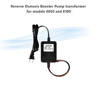 Reverse Osmosis Booster Pump transformer for models 8050 and 8100
