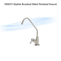105073 Stylish Brushed Nikel Finished Faucet