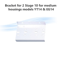 Bracket for 2 Stage 10 for medium housings models  YT14 & EG14