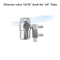 Two way Diverter valve 13/16