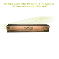 Aprilaire media filter 213 merv 13