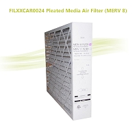 FILXXCAR0024 Pleated Media Air Filter (MERV 8)