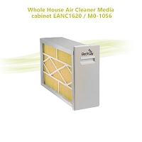 Whole House Air Cleaner Media cabinet EANC1620 / M0-1056