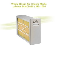 Whole House Air Cleaner Media cabinet EANC2020 / M2-1056