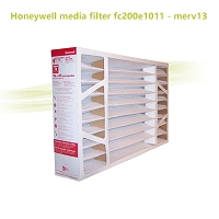 Honeywell media  filter  fc200e1011 - merv13
