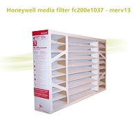 Honeywell media  filter  fc200e1037 - merv13