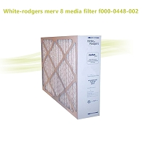 White-rodgers merv 8 media filter f000-0448-002