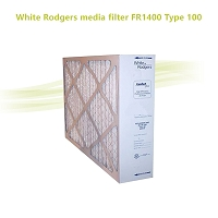 White Rodgers media filter FR1400 Type 100