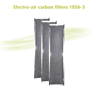 Electro-air carbon filters 1856-3