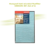 Honeywell Anti-microbial Postfilter 50000293-001 (Set of 2)