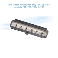 4246 water distribution tray - for aprilaire models 700, 760, 760a & 768