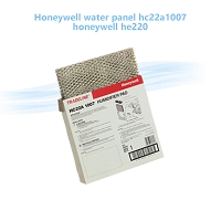 Honeywell water panel hc22a1007 / honeywell he220