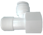 PVC Feed Water Adapter, 1/2