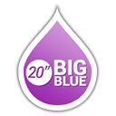 20 x 4.5 Big Blue Systems