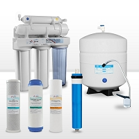 Max Water 5 Stage Drinking Reverse Osmosis System