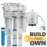 Build your drinking reverse osmosis system