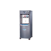 Commercial Standing Reverse Osmosis System Water Cooler Dispenser 100GDP, Cold, Room & Hot
