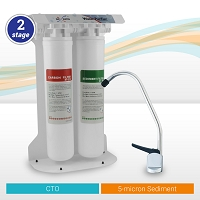 2-stage Quick Change Water Purifier