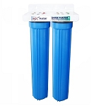 Two Stage CTO Whole House Water Filter 20