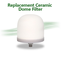 Ceramic Dome Water Filter, Ceramic Water System Replacement Filter 0.5 to 1 micron