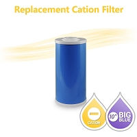 Cation resin Water Filter Big Blue size 10