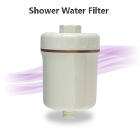 Shower filter White housing