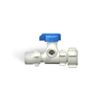Standard Feed Water Adapter for 1/2 in. and 3/8 in. Pipes use with Reverse Osmosis Water Filter System