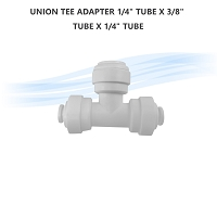 UNION TEE ADAPTER 1/4