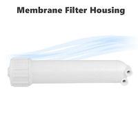 Reverse osmosis membrane filter housing, Fits 1812 & 2012 RO Membrane size.