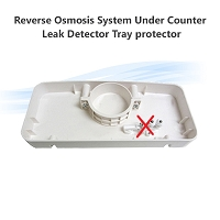 RO System Under Counter Leak Detector Protective Tray