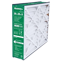 Generalaire 4501 / 4551 Furnace Filter 20x25x5 MERV 10 / 11. Filter Upgraded to MERV 11. Actual Size 19 5/8