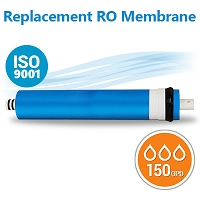 150 GPD Reverse Osmosis Membrane ISO Certified