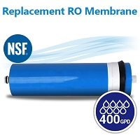 Commercial Reverse Osmosis Membrane TFC 3013-400 GPD Size 12.8
