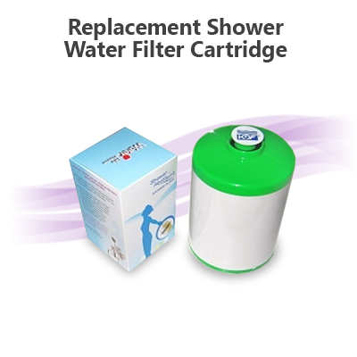 Aquaspirit Shower Water Filter Cartridge